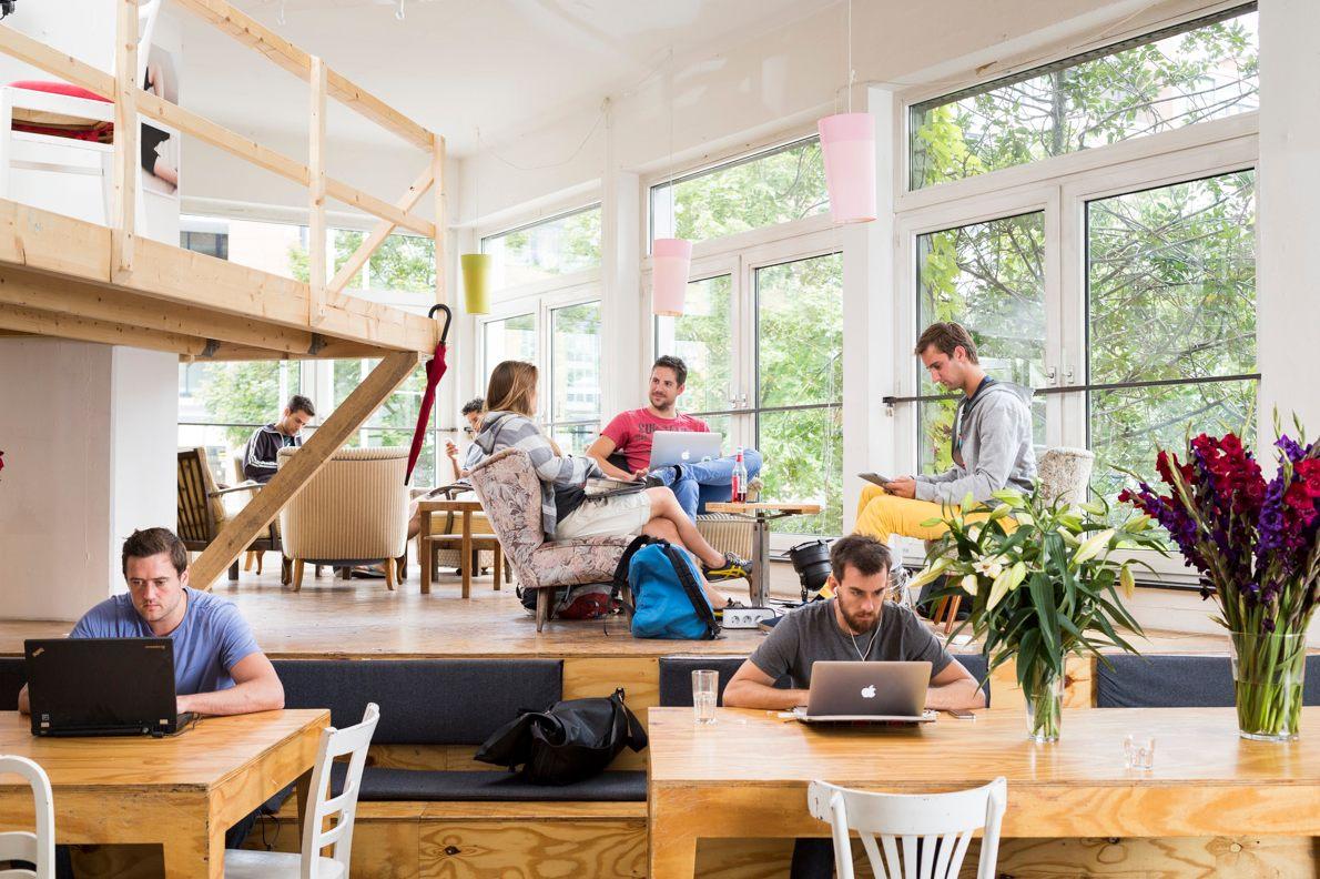 comment créer un espace de coworking