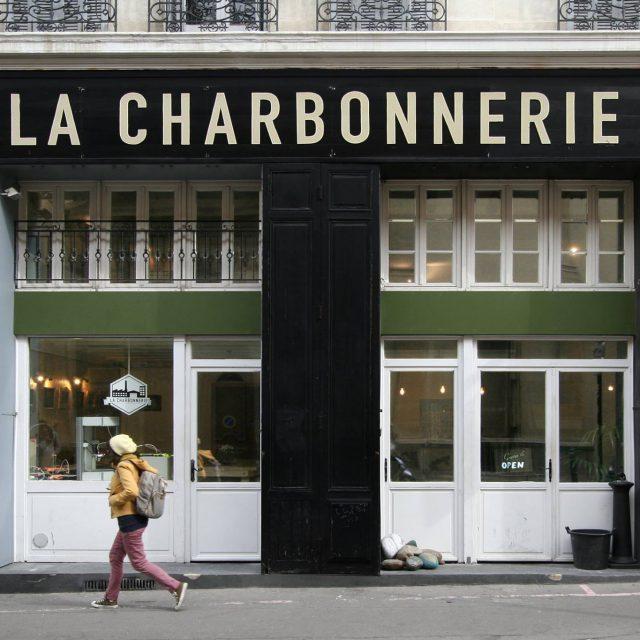 La Charbonnerie – Accompagnement d'un projet de tiers-lieux