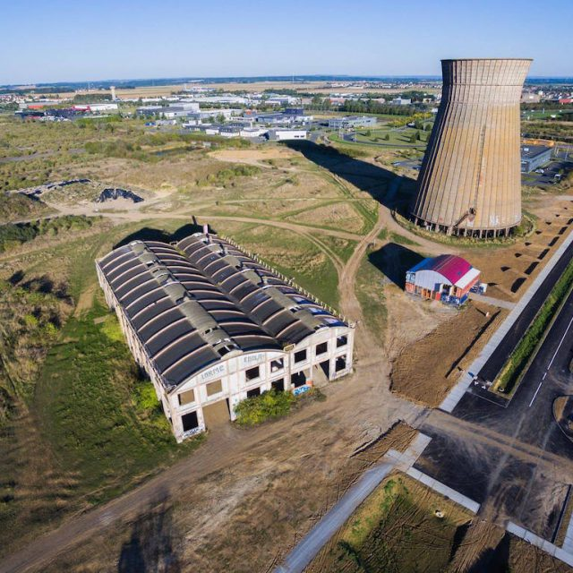 Normandie Aménagement – Programmation de la Grande Halle de Caen