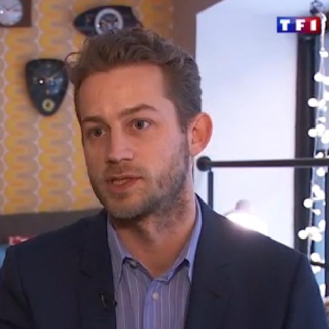 Interview de Baptiste Broughton, DG Neo-nomade sur TF1