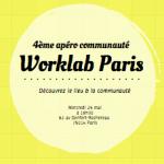 Apéro Communauté au Worklab Paris