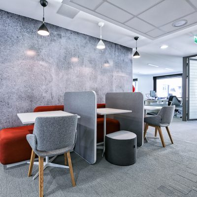 GECINA-Transformation des bureaux et des modes de travail