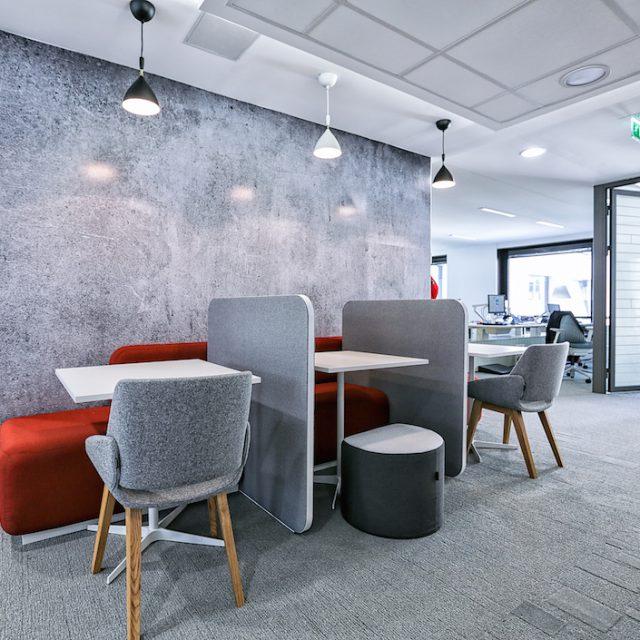 Transformation des bureaux et des modes de travail de GECINA
