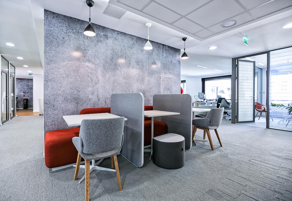 Gecina transformation des bureaux et des modes de travail lbmg - Organisation des bureaux ...