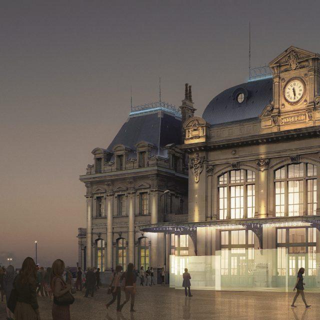 Saint-Omer | Création d'un pôle numérique