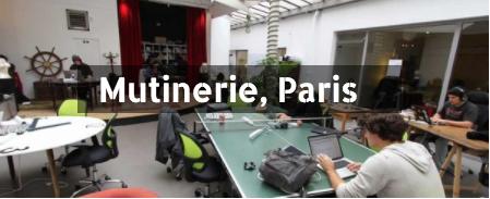 Mutinerie tiers-lieu à Paris