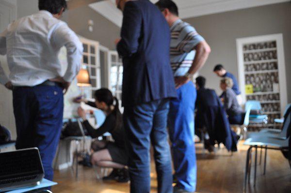 ateliers participatifs REBUILD sur l'immobilier de demain