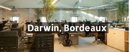 Darwin tiers-lieu et coworking à Bordeaux